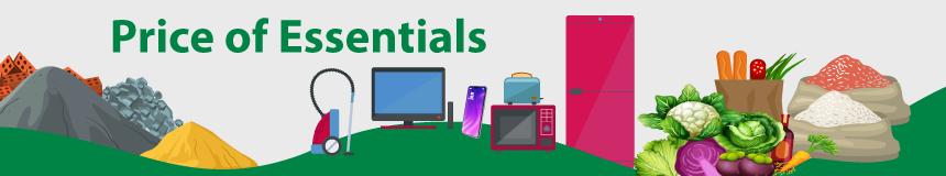 Prices of Essentials