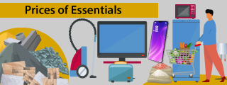 Prices of Essentials