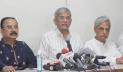 রাজনৈতিক ফায়দা হাসিলে সরকারের মদদে কুমিল্লায় হামলা : মির্জা ফখরুল