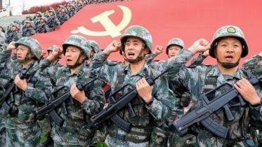 চীনের সামরিক শক্তির ব্যাপারে ন্যাটোর হুশিয়ারি