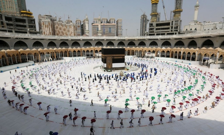 Covid-19: Pared-back hajj in Mecca for 2nd year