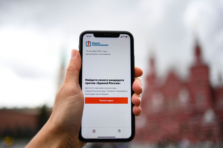 Google, Apple remove Navalny app from stores under pressure from Russia