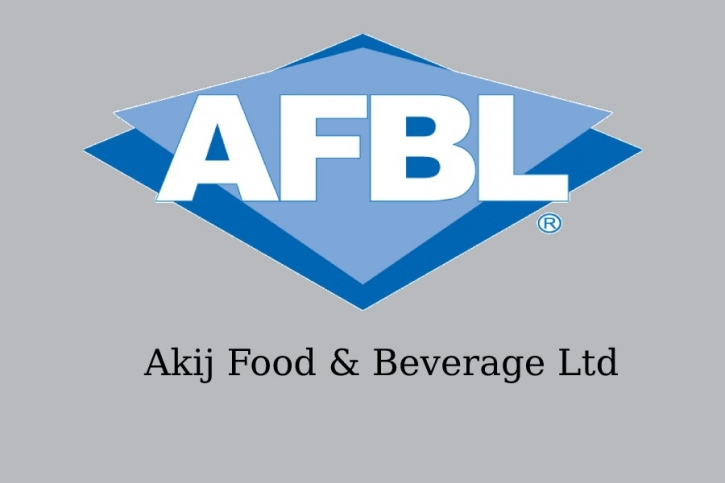 Job opportunity at Akij Food