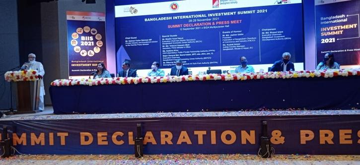 BIDA to arrange international investment summit late November
