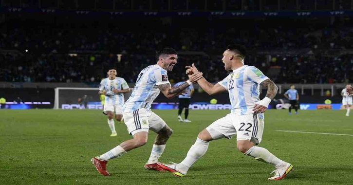 Argentina wins, Brazil draws in World Cup qualifiers