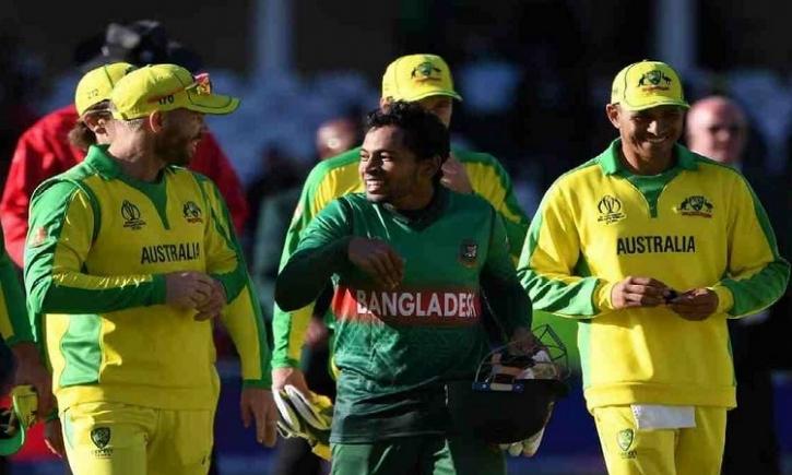 Australia's August tour of Bangladesh 'on'