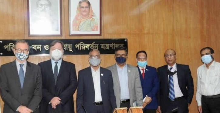 World to learn from Bangladesh's climate experience: UK official