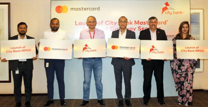 City Bank inks deal to integrate Mastercard Payment Gateway Services