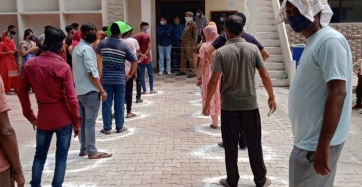 India's Covid-19 vaccination coverage crosses 40cr mark