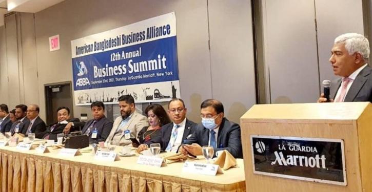 Expats can help bolster US-Bangladesh economic ties: FBCCI president