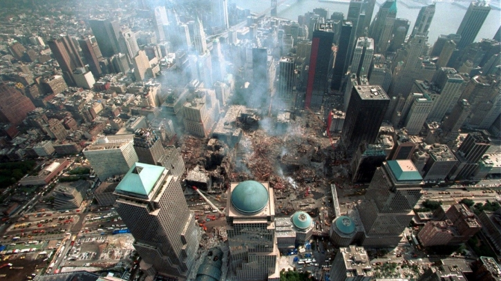 FBI releases newly-declassified record on 9/11
