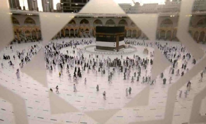 With pandemic in mind, pared-back hajj in Mecca for 2nd year