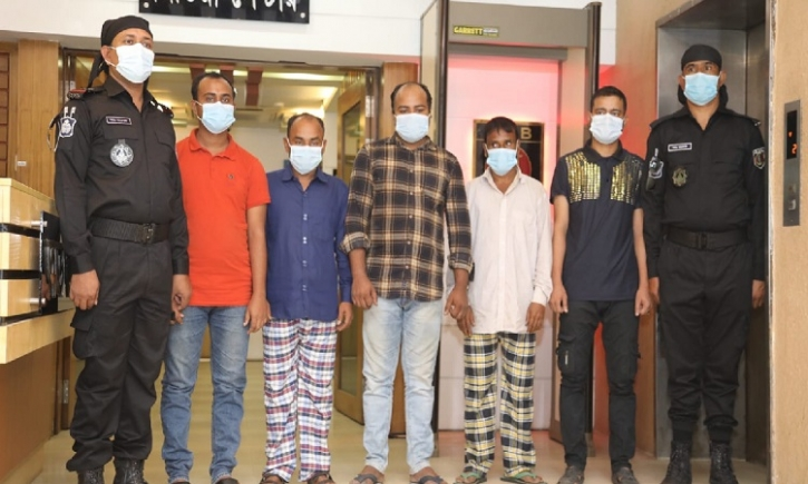 6 members of illegal kidney trading racket arrested: RAB