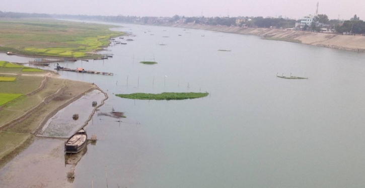Consultant being appointed for rubber dam project in Mahananda