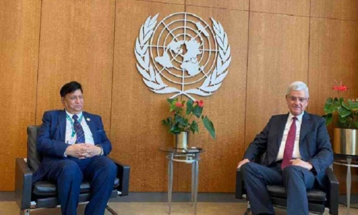 Dhaka urges UN to take immediate steps to resolve Rohingya crisis