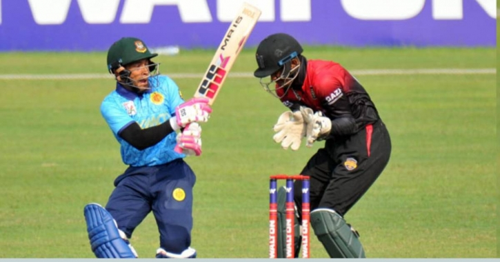 Abahani back to winning streak, Mohammedan stumble again