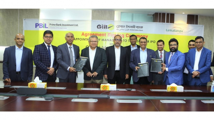 Global Islami Bank appoints Prime Bank Investment, LankaBangla Investments as issue managers