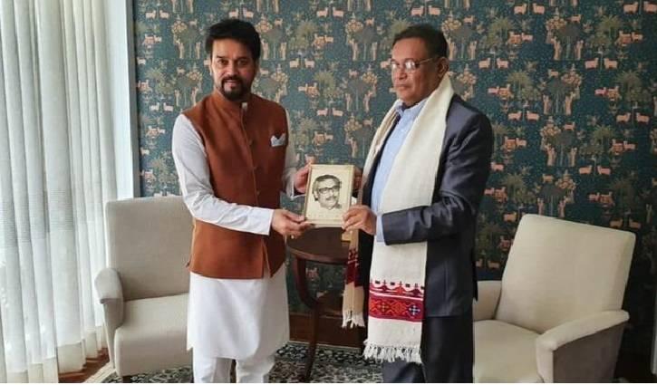 Dhaka, Delhi for quick completion of 'Bangabandhu' movie