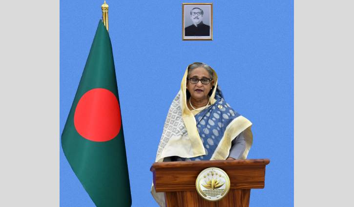 Hasina places six proposals to make world more liveable