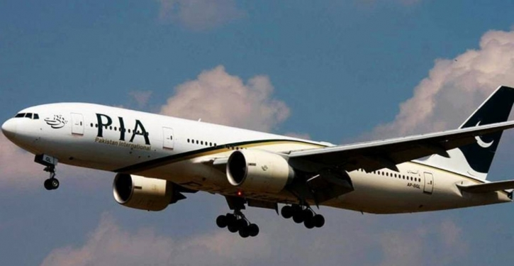 PIA runs 1st chartered commercial flight to Afghanistan since Taliban takeover