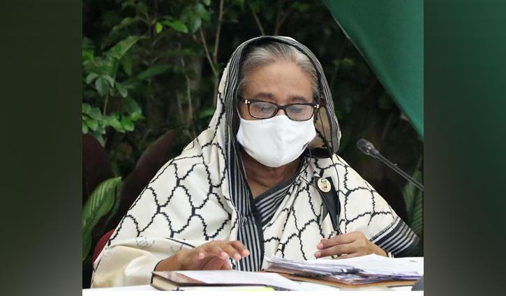 Development project must not harm environment: Hasina