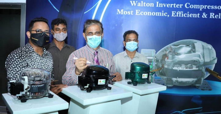 'Walton plays a leading role in exporting electronics'