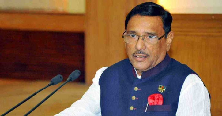 Mahbub Talukder, not EC, suffers from 'mental problems', says Quader