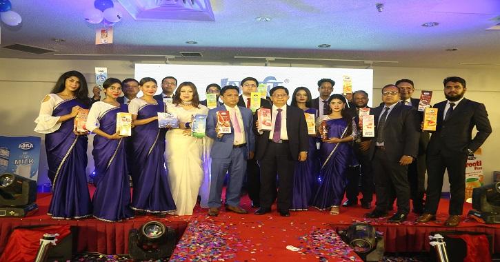 Rangpur Dairy launches new brand 'Aora'