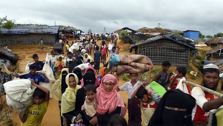 Bangladesh urges EU to create environment in Myanmar for repatriation of Rohingyas