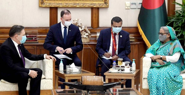 PM seeks Russia's support for building 2nd nuke plant