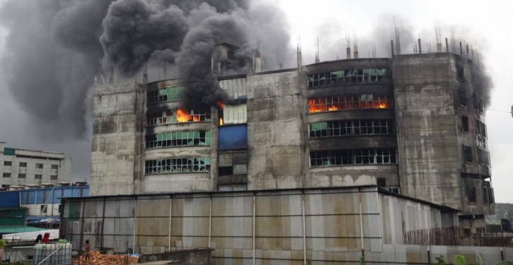 Bangladesh factory fire deaths demonstrate need for new Accord: IndustriALL