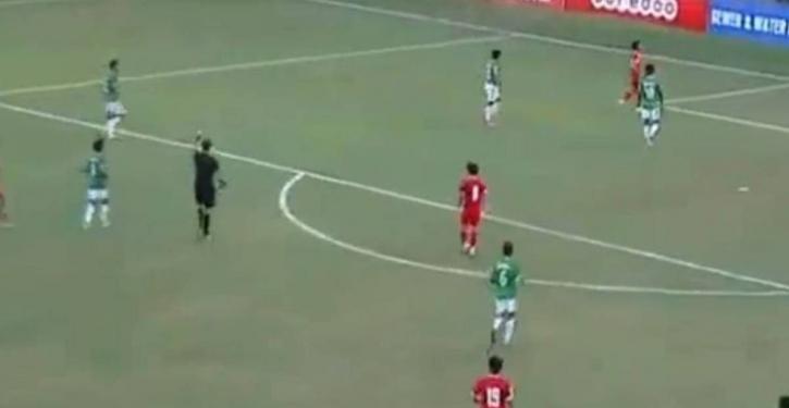 10-man Bangladesh exit SAFF Championship with 1-1 draw vs Nepal