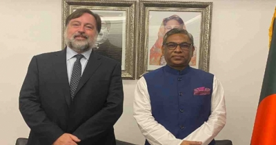 Bangladesh can significantly expand renewable energy: COP26 Envoy Ken O'Flaherty