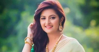 Pori Moni resumes work on her incomplete, upcoming characters