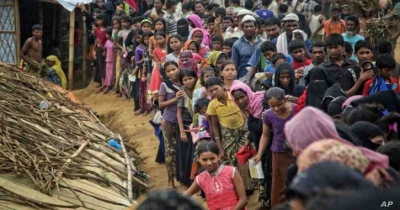 Australia firmly with Bangladesh to find a solution to Rohingya crisis: Envoy