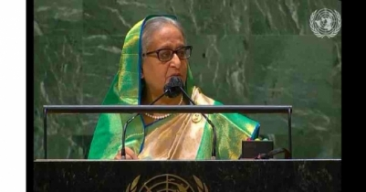 Hasina places six proposals before world to fight Covid