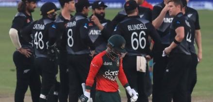 Tigers suffer 52-run defeat in 3rd T20I