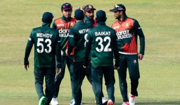Bangladesh beat Zimbabwe by 8 wickets in first T20