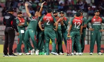 Bangladesh whitewash Zimbabwe
