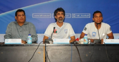 Bangladesh leave for Maldives Tuesday in hunt for SAFF title