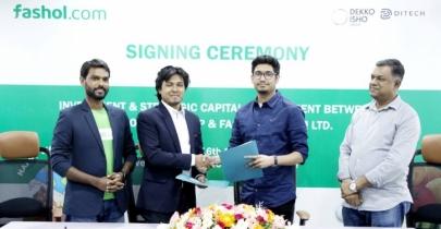 Dekko ISHO inks strategic capital investment deal with Fashol.com