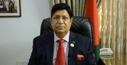 UK's HR report on Bangladesh is not acceptable: Momen