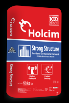 LafargeHolcim Bangladesh unveils new look of Holcim Strong Structure