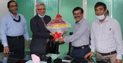 ICMAB team meets BSFIC chairman