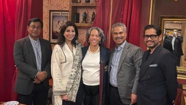 BGMEA president calls on former US ambassador Bernicat