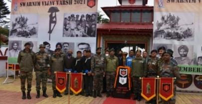 Indian Army to host cultural festival to mark 1971 victory