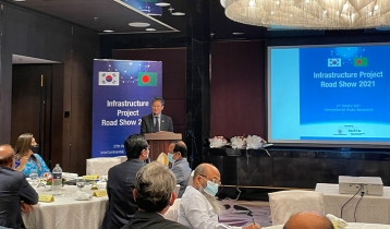 Korea keen to strengthen infrastructure partnership with Bangladesh