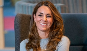 Kate Middleton 'can't wait to meet' niece Lilibet