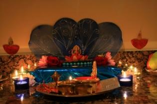 Hindu community celebrates Lakshmi Puja today