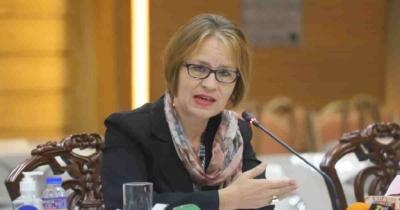 Mia Seppo lauds Bangladesh for Covid-19 pandemic control